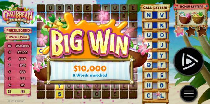 Caribbean Cashword Capture_big_win resized