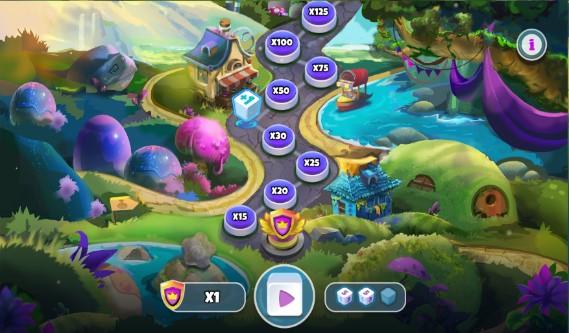 Color Pop magic path bonus desktop