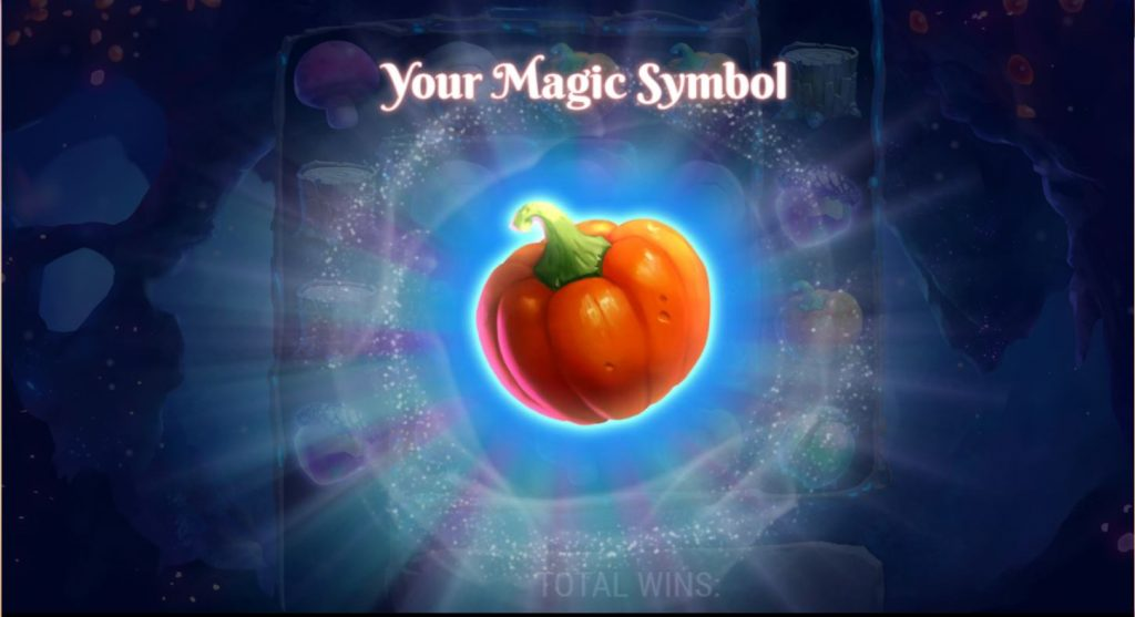 Enchanted Winnings Capture-magical symbol