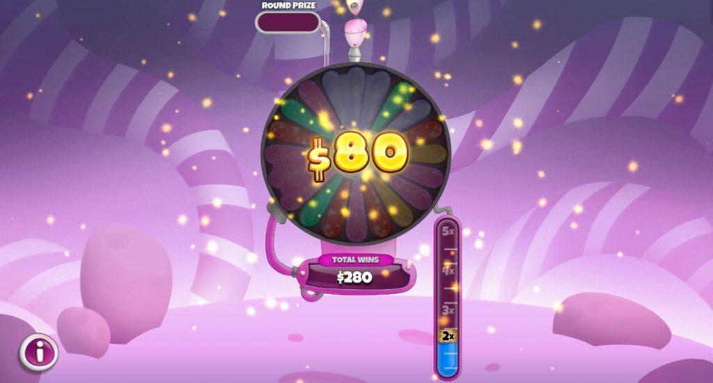 Paint Blast pinkbonus win 3