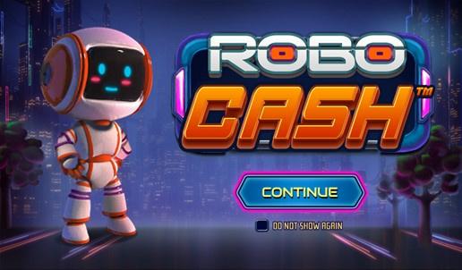 Robo Cash splash screen cropped