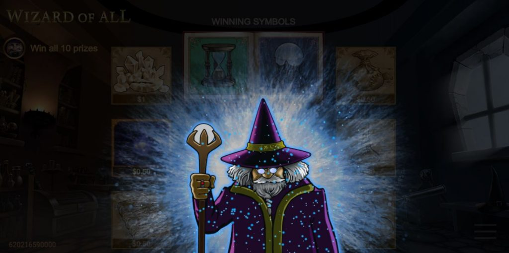Wizard of All Capture wizard