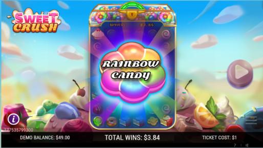 Sweet_Crush Rainbow_Candy_Pop_Up Desktop